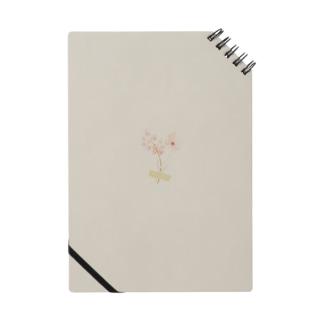 ミジンコの眉毛のflower〜❤ Notes