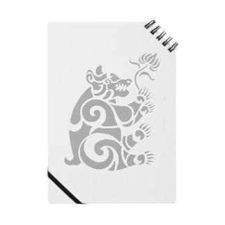 中南米風のクマ Notes
