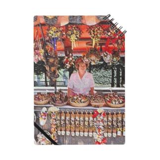 CG絵画:土産物店 CG art: Souvenier shop Notes