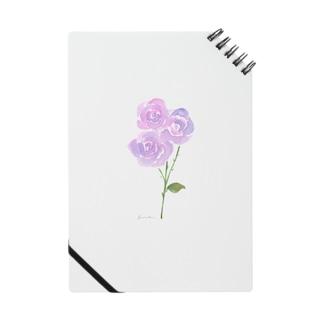 バラの花 Notes