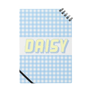 Daisy's Note / GINGUM CHECK PATTERN Notes