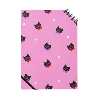 黒猫大好き Notes