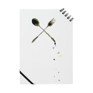 スプーンからこぼれた星 Notes