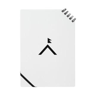 BIKAS COFFEE ロゴ入りノート Notes