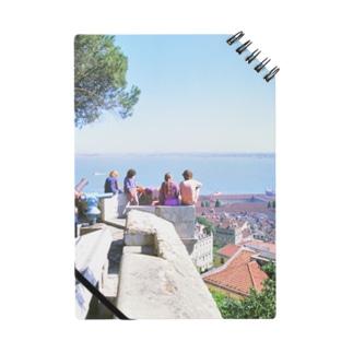 ポルトガル:リシュボアの風景写真 Portugal: Castelo de São Jorge / Lisboa ( Lisbon ) Notes