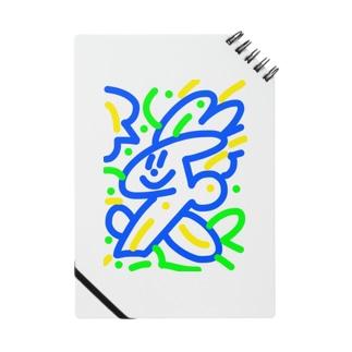 ハワイアン君!の巻☆ Notes
