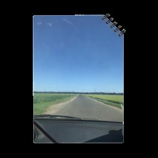 SHOP_KAGENEKOの田舎道 Notes