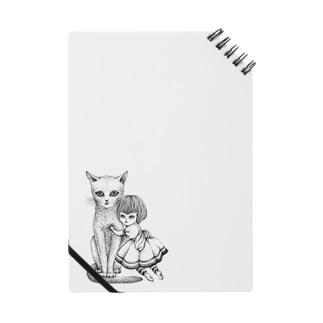 ArtSpringsの猫と少女 Notes