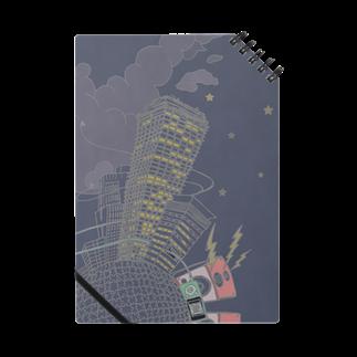 lumieleの都会の夜と音楽と Notes