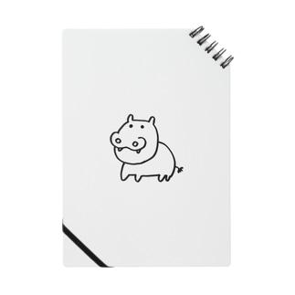 カバお Notebook
