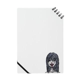 口内炎ちゃん(色付き) Notebook