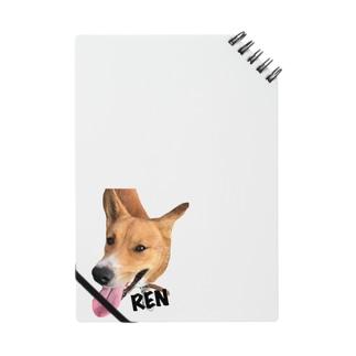 紀州犬 REN Notes