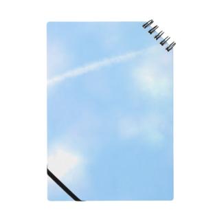空と飛行機雲 Notes