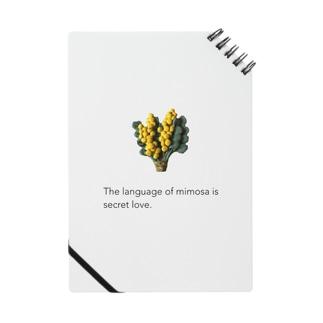LePuyのmimosa花言葉 Notes
