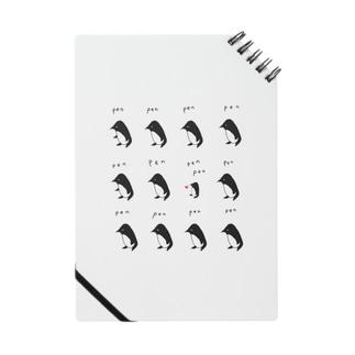 ペンギンの行進 Notes