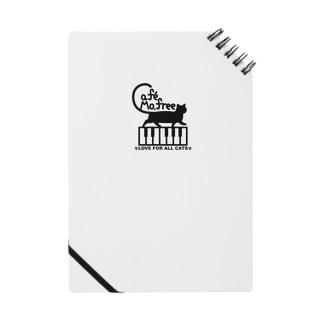 鍵盤を歩くネコ Notes
