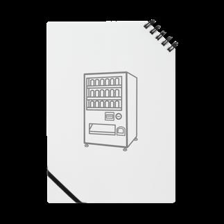 チョコリングボーイのお店の自動販売機 / type-C Notes