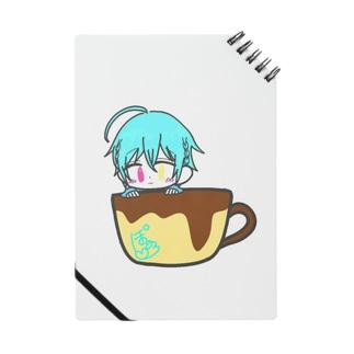 マグカップぽるろグッズ Notes
