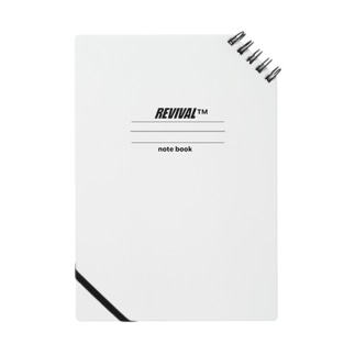 revival™️のnote book Notes