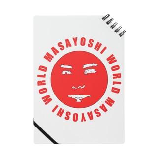 MASAYOSHI WORLD Notes