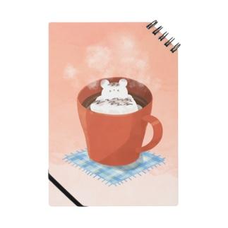 くましゅまろのホットチョコレート Notes