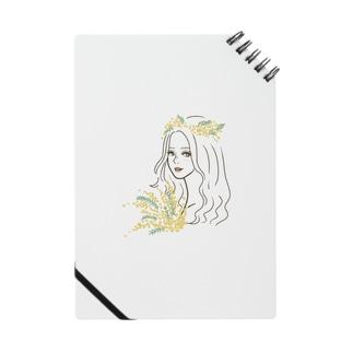 ミモザ Notes