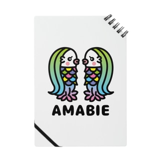 toodle doodleのアマビエツインズ♥ Notes