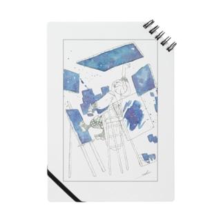 宇宙を描いてる子 Notes