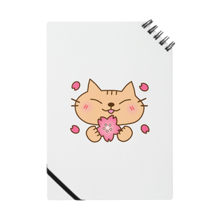eigoyaの桜と茶トラ猫 Notes