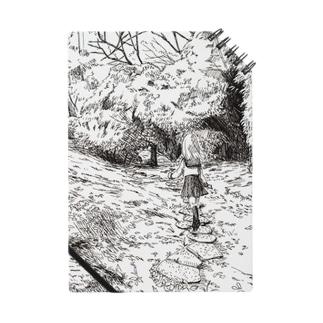 森の道 Notes