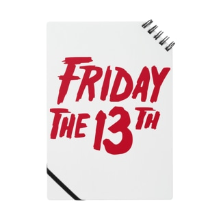 FRIDAY THE 13TH Notes