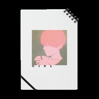 99.5のPINK GIRL  Notes