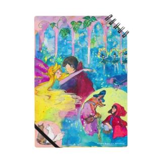 眠れる森の美女🌹 Notes