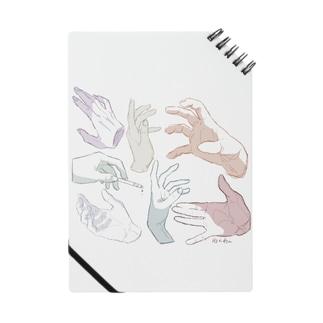 手 Notes