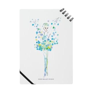 雪の精❄️ ロゴ付 Notes
