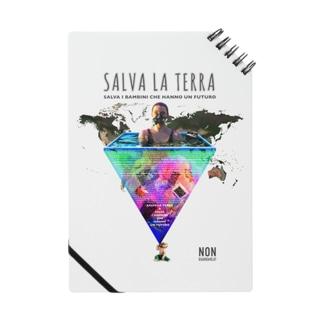 UNIREBORN WORKS ORIGINAL DESGIN SHOPのSALVA LA TERRA Notes