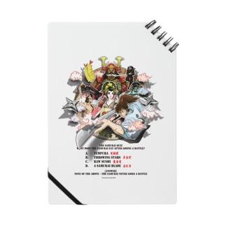 半立体イラスト『文化文政~BUNKA-BUNSEI~』 Notes