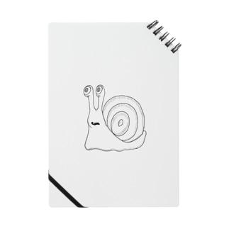 かたつむり Notes