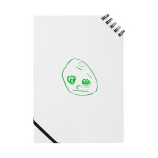 2歳半の絵 くるりちゃん(仮) Notes