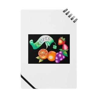 オレンジ・ぶどう・いちご Notes