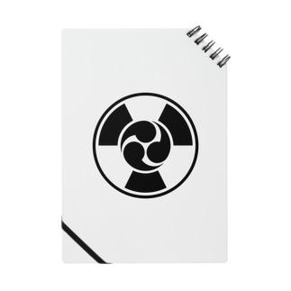 放射線に三つ巴 B Notes