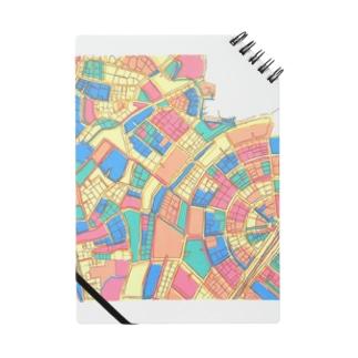 地図 Notes