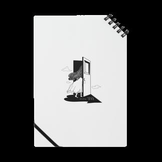 アトリエ「空白」のアトリエ「空白」ロゴグッズ Notes