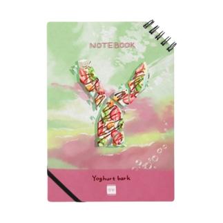 【Y】ヨーグルトバーク Notes