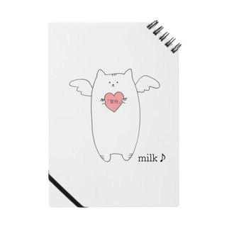 milk♪のグッズ Notes