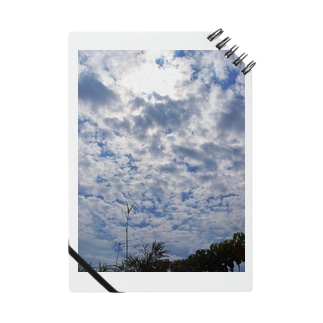 空と雲 DATA_P_124 sky cloud Notes