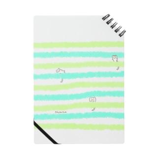 にゃーちゃ、茶畑ボーダー Notes