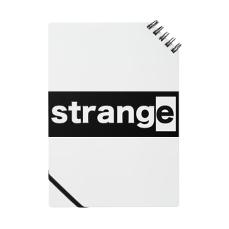 strange world's end strange02ノート Notes