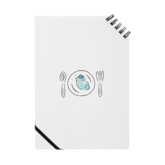 皿の上のじんねこ Notes