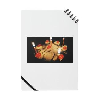 バースデーケーキ Notes